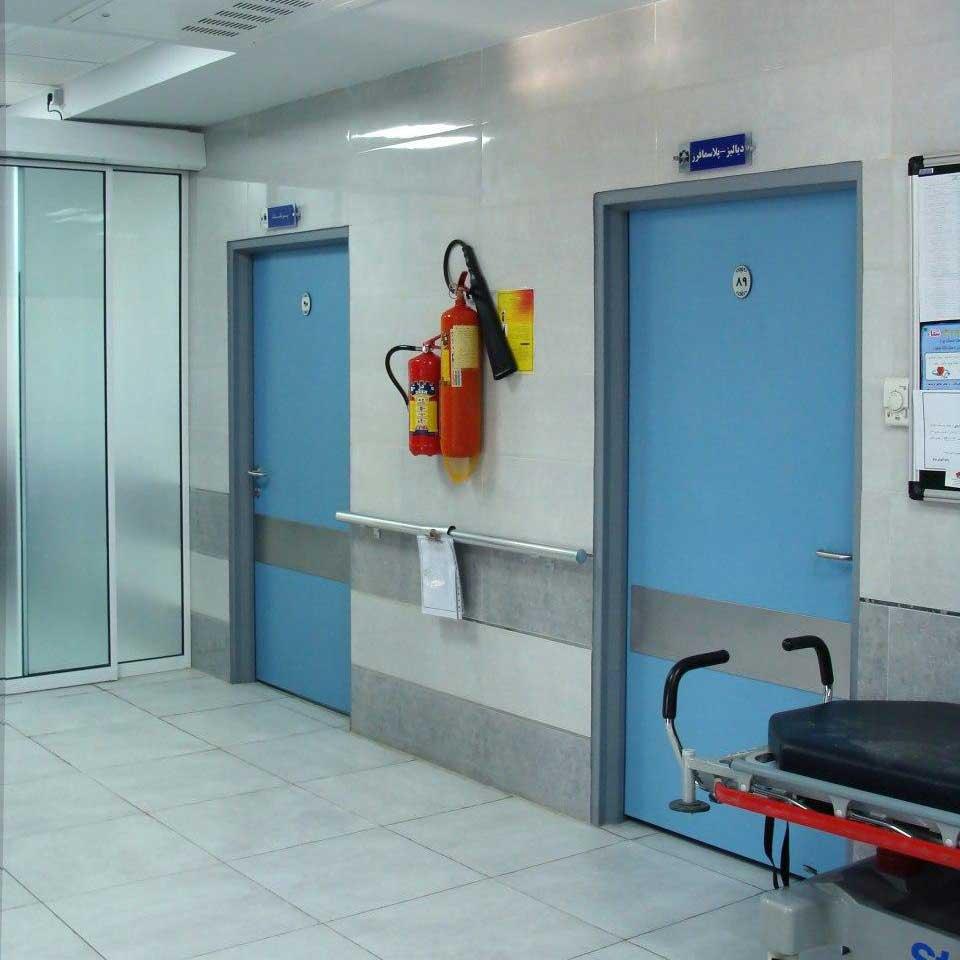 درب بیمارستای
